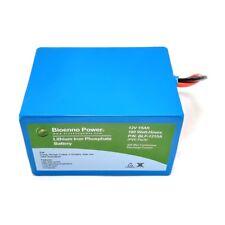 Bioenno Power 12V 15Ah LiFePO4 Battery (Ham Radio, Lights, Portable Electronics)