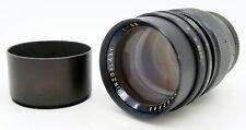 Vintage Prinzgalaxy 135mm F2.8 Telephoto M42 Mount Lens & Hood #5053