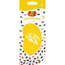 JELLY BELLY Top Banana - 3D Air Freshener - 15257