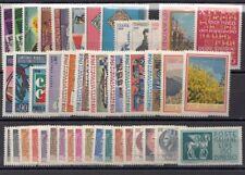 REPUBBLICA ITALIANA ANNATA COMPLETA 1968 NUOVI GOMMA INTEGRA MNH