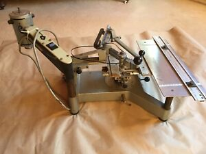 Gravograph Copy Mill Pantograph Engraving Machine IM3 Manual Engraver