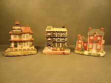 Lot of 3 International Resourcing Services Figurines 1993 and 1994