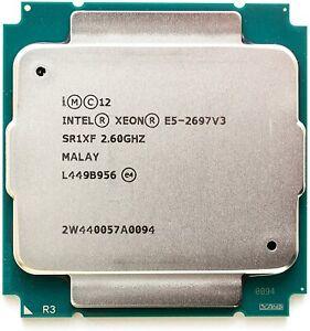 Intel Xeon E5-2697 v3 14-Core 2.6GHz 35M 9.6GTs LGA2011-3 Server Processor SR1XF