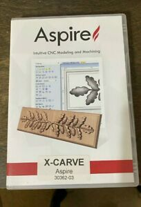 Aspire CNC Modeling And Machining Software For X Carve Or Other Machines