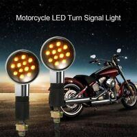 2x LED Motorcycle Turn Signal Indicator Light Honda CRF CBR 600 1000 900 RR