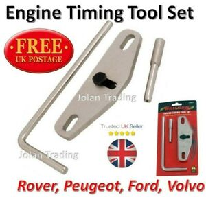 Engine Timing Tool Set For Rover, Peugeot, Ford, Volvo 2.0 & 2.2l D  4611