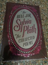 The Bell Jar ( Hardcover Leatherbound Classic) Sylvia Plath Poems