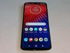 Motorola Moto Z4 XT1980-4 128GB Gray Verizon Wireless Smartphone/Cell Phone