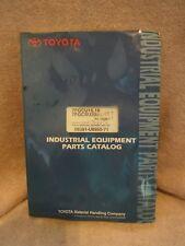 Heavy Equipment Manuals Books For Toyota Ebay. New Listingtoyota Forklift Parts Catalog G8381 7fgcu15 18 7fgcsu20 08381u895071 Nice. Toyota. Toyota Forklift 6hbe30 Wiring Diagram At Scoala.co
