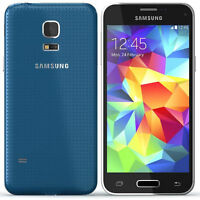 Samsung Galaxy S5 G900A 16GB AT&T Unlocked GSM Phone w/ 16MP Camera - Blue
