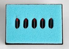 5x 45 DEGREE  GRAPHTEC VINYL CUTTER PLOTTER BLADES CB-09U for Blue Tip Holder
