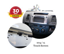 Reverse Camera Kit for Toyota Hilux Factory Screen 2014 to 2015  - SR SR5 & W...