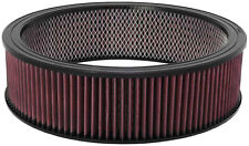 "K&N AIR FILTER ELEMENT CLEANER WASHABLE ELEMENT 14 X 4"" ELEMENT Reusable #E3750"