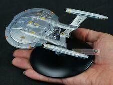 Eaglemoss Star Trek USS Enterprise Nx-01 Druckguss Metall MODELL Raumschiff A614