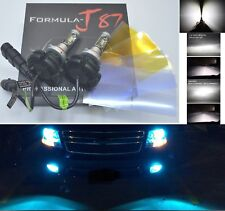 LED Kit X3 50W 9005 HB3 8000K Icy Blue Two Bulbs Head Light Hi Beam Replace OE