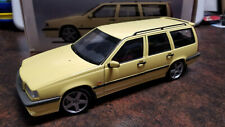 AutoArt 1995 Volvo 850 T-5R Estate Sport Wagon Cream Yellow 1/18