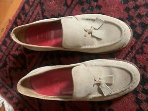 Grenson Women's Handmade Leather  Brogues Loafers