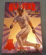 1997 Collector's Choice Baseball All-Star Connection #34 Gary Sheffield