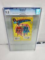 Best of DC #19 CGC 9.8 NM/M DC Comics 1981 Superman Digest Cover