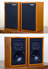 ROGERS LS3/5A Portable monitor speaker pair 11 Ω Free Shipping Tracking number