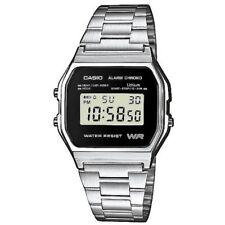 Casio Digital LED Light Watch A158wea-1ef A158 A158wa