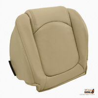 2007 Saturn Outlook XE XR 2WD 4X4 AWD Base Driver Leatherette Tan Seat Cover
