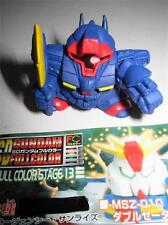 "Bandai SD Gundam Full Color Gashapon Part 13 AMX-009 ""DREISSEN"" BB Senshi Figure"