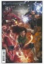 Justice League Odyssey #22 2020 Unread Skan Variant Cover Dc Comics Dan Abnett