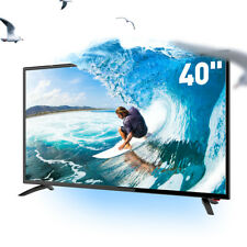 "SANSUI TV 40"" Inch HD Smart LED LCD HDTV 60hz TV w/ USB & HDMI"
