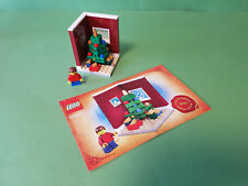 Lego Seasonal Set 3300020 Holiday Set 1 *Complete - No Box* Limited Edition 2011