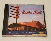 The Golden Age of American Rock n Roll Vol.3 Hot 100 Hits from 1954-1963