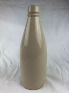 VINTAGE OLD BOTTLE - PRICE BRISTOL STAMPED ON IT - 22 CM TALL - POTTERY