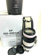 CANON EF 100-400 mm 1:4.5-5.6 L IS MK2 USM LENS - E F 100-400mm f/4.5-5.6L MK ii