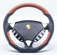 Porsche Cayenne 955 957 Performance Sport Lenkrad steering wheel volant  Mansory