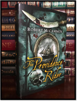 The Providence Rider ✍SIGNED✍ by ROBERT McCAMMON New Subterranean Press Hardback
