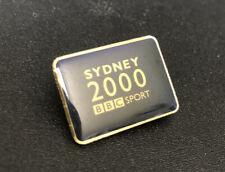 Sydney Olympics 2000 BBC Sport Pin Badge