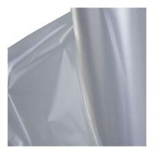 2m x 50m Baufolie Typ200 transparent 100m² Abdeckfolie Abdeckung Schutzfolie