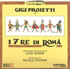 NICOLA PIOVANI - I 7 RE DI ROMA