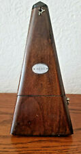 Antique Paquet 1815-1846 French Wooden Metronome