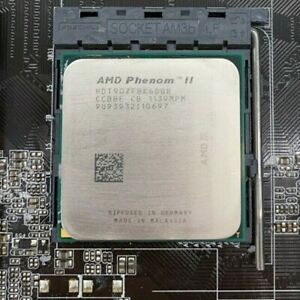 AMD Phenom II X6 1090T BE 3.2GHz Six Core AM3 CPU HDT90ZFBK6DGR