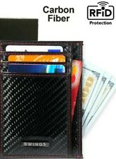 New FASHION Wallet RFID For Bwings Protection Card Safety slim 9 slots