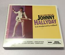 COFFRET 2 CD DIGIPACK THE VERY BEST OF JOHNNY HALLYDAY 40 TITRES 2013 NEUF