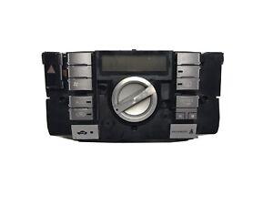 2005-2006 scion tC heater ac temperature control switch panel 55900-21020 oe