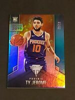 2019 Panini Titanium GOLD /10 Ty Jerome RC Rookie Ultra Rare!