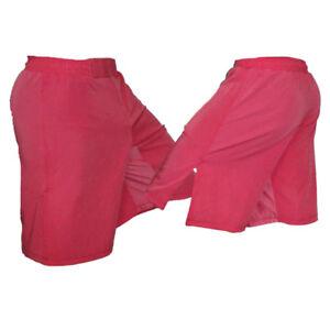 Youth Pink MMA Shorts