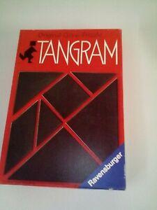 Ravensburger Tangram; Original China-Puzzel, 1987