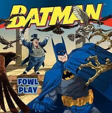 NEW Batman Classic: Fowl Play by John Sazaklis