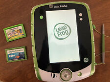 LeapFrog LeapPad 2 Kids Educational Tablet/ W 2 Game Cartridges Dory & Pet Pals