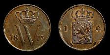 Netherlands - Cent 1873 Zeer Fraai / Prachtig