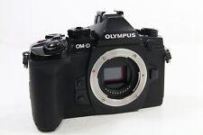 Olympus OM-D e-m1 body nero, buono stato